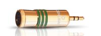 OEHLBACH 3.5mm Jack Plug Stereo (Gold)