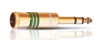 OEHLBACH 6.3mm Jack Plug Stereo (Gold)