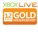 Microsoft Xbox 360 Live 12m Gold Subscription, DEU