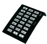 Tiptel Ergophone 24 (Schwarz)