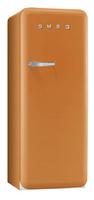 Smeg FAB28RO1 Kombi-Kühlschrank (Orange)