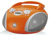 Grundig RCD 1440 MP3 Orange (Orange)