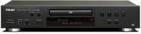 TEAC CD-P650 CD-Spieler u. -Recorder (Schwarz)