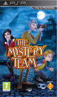 Sony The Mystery Team, PSP