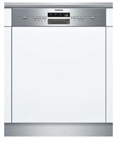 Siemens SN54M535EU Spülmaschine (Silber, Weiß)