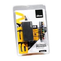 Ultron 69195 Ladegeräte für Mobilgerät (Schwarz)