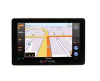 A-Rival NAV-XEA 43 EU GPS-Navigationssystem (Schwarz)