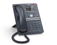 Snom 760 12Zeilen Wired handset Anthrazit (Anthrazit)