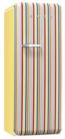Smeg FAB28RCS1 Kombi-Kühlschrank (Mehrfarbig)