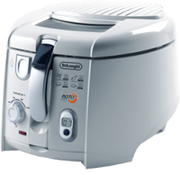 DeLonghi F 28533 Fritteuse (Weiß)