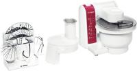 Bosch MUM4825 Küchenmaschine (Rot, Weiß)