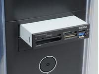 Akasa USB 3.0 SuperSpeed Memory Card Reader