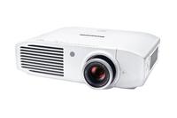 Panasonic PT-AH1000E Beamer/Projektor (Weiß)