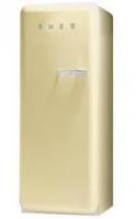 Smeg FAB28LP1 Kombi-Kühlschrank (Cream)