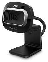 Microsoft LifeCam HD-3000 for Business (Schwarz)