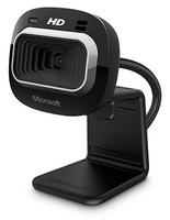 Microsoft LifeCam HD-3000 for Business (Schwarz)