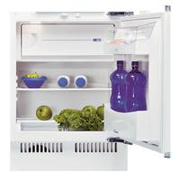 Candy CRU 164 E Kombi-Kühlschrank (Weiß)