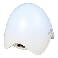 LogiLink UA0123 Hub (Weiß)
