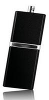 Silicon Power LuxMini 710 8GB USB 2.0 Schwarz USB-Stick (Schwarz)