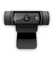 Logitech HD Pro C920 (Schwarz)