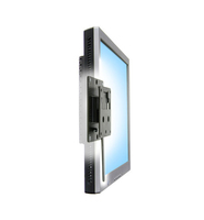 Ergotron FX30 Fixed Wall Mount (Schwarz)