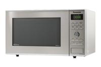 Panasonic NN-GD371S Mikrowelle (Grau)