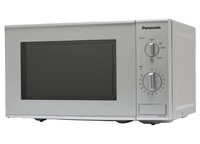 Panasonic NN-E221M Mikrowelle (Grau)
