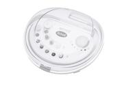 Scholl DRSP3855E Maniküre / Pediküre-Set (Weiß)