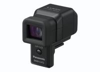 Panasonic DMW-LVF2E Kamera Kit (Schwarz)
