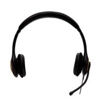 V7 Deluxe Digital Stereo Headset USB (Schwarz)