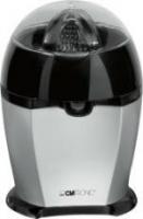 Clatronic ZP 3253 Elektrische Zitronenpressen (Schwarz, Silber)
