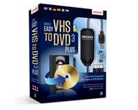 Roxio Easy VHS to DVD 3 Plus, Win, ML