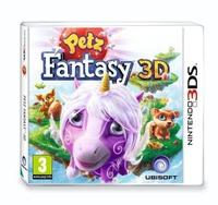 Ubisoft Petz Fantasy 3D, 3DS