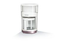 Grundig KM 4062 Kaffeemaschine (Weiß)