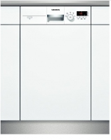 Siemens SR55E202EU Spülmaschine (Grau, Weiß)