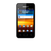 Samsung Galaxy S (Schwarz)