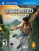 Sony Uncharted: Golden Abyss, PS Vita