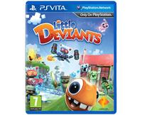 Sony Little Deviants, PS Vita