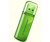 Silicon Power 8GB Helios 101 8GB USB 2.0 Grün USB-Stick (Grün)