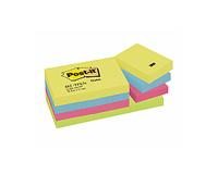 3M 653TFEN Selbstklebendes Notizpapier (Mehrfarbig)