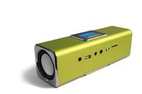 Technaxx MusicMan MA Display Soundstation (Grün)
