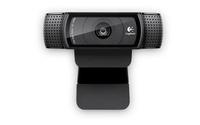 Logitech HD Pro Webcam C920 (Schwarz)
