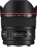 Canon EF 14mm f/2.8L II USM (Schwarz)
