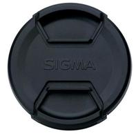 Sigma A00101 Objektivdeckel (Schwarz)