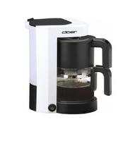 Cloer 5981 Kaffeemaschine (Weiß)