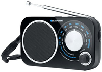 Blaupunkt BA-208 Radio (Schwarz)