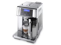 DeLonghi PrimaDonna Avant ESAM 6750 Espresso machine 1.8l 14Tassen Silber (Silber)
