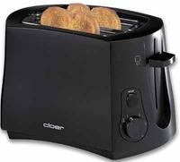 Cloer 3314 Toaster (Schwarz)