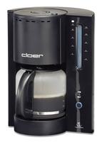 Cloer 5200 Kaffeemaschine (Schwarz)