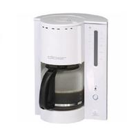 Cloer 5225 Kaffeemaschine (Weiß)
